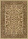 Couristan Izmir Floral Mashhad Ivory Area Rug