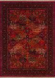 Couristan Kashimar Imperial Bakti Antique Red Area Rug