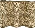 Couristan Cape Town CB79 Cheetah Custom Length Runner