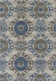 Dalyn St Croix Sx2 Silver Area Rug