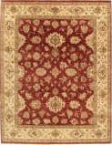 Due Process Amritsar Mahal Wood Rose - Gold Area Rug