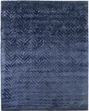 Exquisite Rugs Kingsley Hand Woven 10042 Blue Area Rug