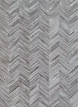 Exquisite Rugs Natural Hide Hair on Hide 2160 Gray - Brown Area Rug