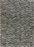 Exquisite Rugs Natural Hide Hair on Hide 2207 Gray - Multi Area Rug
