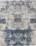 Exquisite Rugs Roset Hand Woven 2540 Blue Area Rug