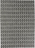 Exquisite Rugs Berlin Hair on Hide 3414 Charcoal - Ivory Area Rug