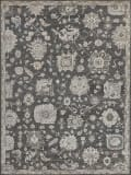 Exquisite Rugs Museum Hand Knotted 3495 Midnight Blue Area Rug