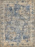 Exquisite Rugs Cassina Hand Woven 3906 Ivory - Beige Area Rug