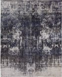 Exquisite Rugs Reflections Hand Woven 3924 Blue - Multi Area Rug
