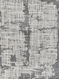 Exquisite Rugs Cascade Hand Tufted 4129 Dark Silver - Ivory - Multi Area Rug