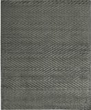 Exquisite Rugs Kingsley Hand Woven 5090 Dark Gray Area Rug