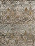 Exquisite Rugs Koda Hand Woven 5100 Gray Area Rug