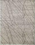 Famous Maker Vista 100605 Grey - Brown Swirl Area Rug