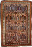 Feizy One-of-a-Kind 1 4'7'' x 6'8'' Rug