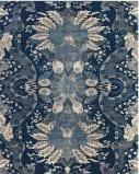 Feizy Luxury VID-2046 Navy - Blue Area Rug