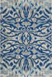 Feizy Milton 3467f Blue Haze Area Rug