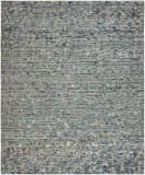HRI Intrigue IN-110 Grey - Blue Area Rug