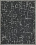 HRI La Jolla 5374-C Charcoal - Grey Area Rug