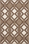 Jaipur Living Decora By Nikki Chu Samba Dnc16 Brown - Ivory Area Rug