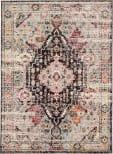 Jaipur Living Indie Farra Ide01 Brown - Pink Area Rug