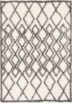 Jaipur Living Intermix Maltese Int07 Ivory - Dark Gray Area Rug