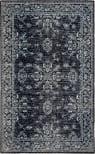 Jaipur Living Polaris Fayer Pol23 Blue - Black Area Rug