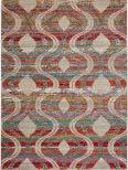 Jaipur Living Rhythmik By Nikki Chu Rhn02 Jive Red - Multicolor Area Rug