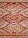 Jaipur Living Rhythmik By Nikki Chu Rhn06 Decca Orange - Multicolor Area Rug