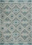 Jaipur Living Rhythmik By Nikki Chu Rhn07 Sax Blue - White Area Rug