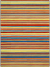 Joy Carpets Kid Essentials Latitude Aztec Area Rug