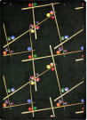 Joy Carpets Games People Play Snookered Emerald Area Rug