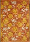 Joy Carpets Kaleidoscope Trade Winds Coral Area Rug
