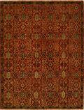 Famous Maker Artisan 100041 Rust Area Rug
