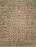 Kalaty Royal Manner Estates Re-860 Watery Blue Area Rug