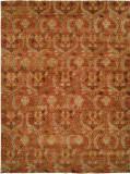 Famous Maker Royal Manner Derbysh 100731 Rust Area Rug