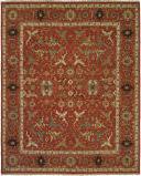 Famous Maker Soumak 100267 Red Area Rug