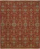 Famous Maker Soumak 100477 Clay Area Rug