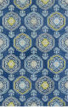 Kaleen Helena 3211-17 Blue Area Rug