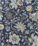 Kaleen Brooklyn 5304-17 Blue Area Rug