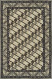 Kaleen Ayrlies Garden Agc04-68 Graphite Area Rug