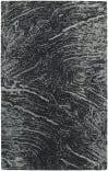 Kaleen Brushstrokes Brs01-38 Charcoal Area Rug