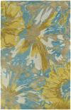 Kaleen Brushstrokes Brs06-05 Gold Area Rug