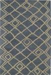 Kaleen Casablanca Cas04-17 Blue Area Rug