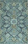 Kaleen Chancellor Cha04-17 Blue Area Rug