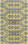 Kaleen Global Inspirations Glb01-28 Yellow Area Rug