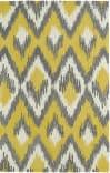 Kaleen Global Inspirations Glb10-28 Yellow Area Rug