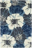 Kaleen Melange Mlg11-17 Blue Area Rug