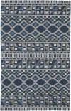 Kaleen Nomad Nom08-17 Blue Area Rug