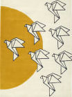 Kaleen Origami Org02-01 Ivory Area Rug