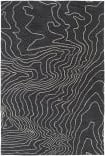 Kaleen Pastiche Pas02-38 Charcoal Area Rug